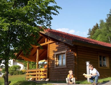 Log house in the Bavarian Forest - Stamsried