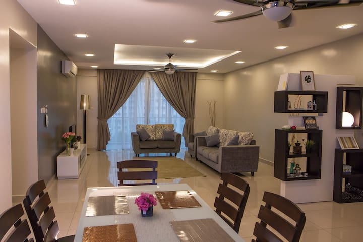 Luxurious Brand New 5* Condo - Great for Holiday! - Bayan Lepas - Apto. en complejo residencial