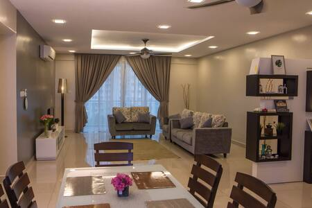 Luxurious Brand New 5* Condo - Great for Holiday! - Bayan Lepas - Apartament