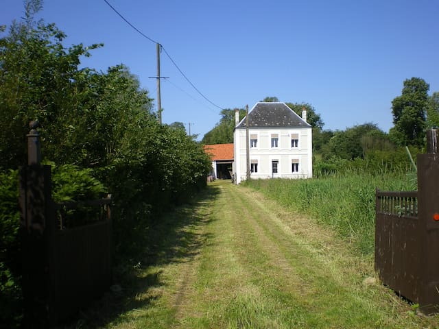 Le Petit Chateau - Bourthes - Hus