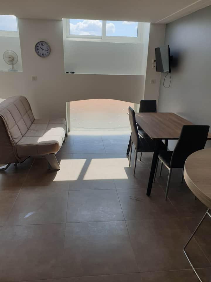 Studio 25 m2 Vivaraize