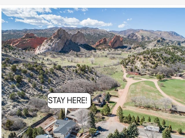 Garden of the Gods Retreat