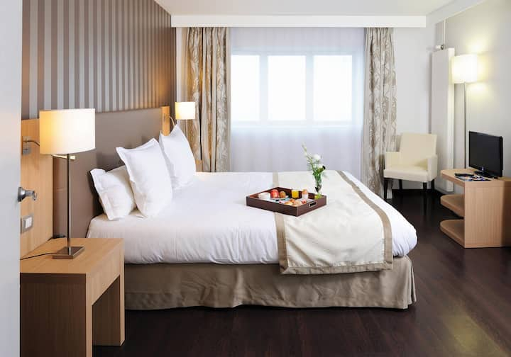 Appartement 4 personnes  **** à Nantes