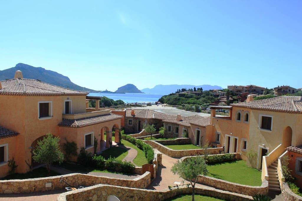 The Villaggio Perlacea