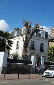 Chambre 20 m2 calme 10 mn de Paris - Argenteuil