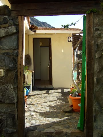 Schönes kleines Häuschen im Valle Gran Rey - Valle Gran Rey - Hus