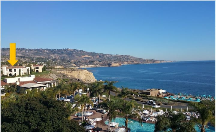 Terranea 2BR Oceanfront Casita - Full Amenities!