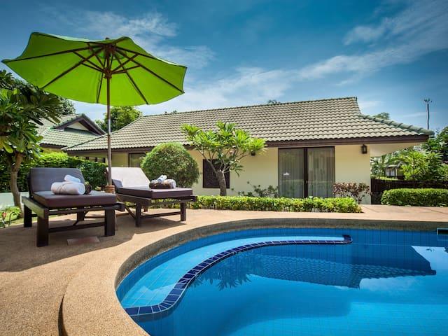 Five Palms 4BR Idyllic Grand pool and beach villa
