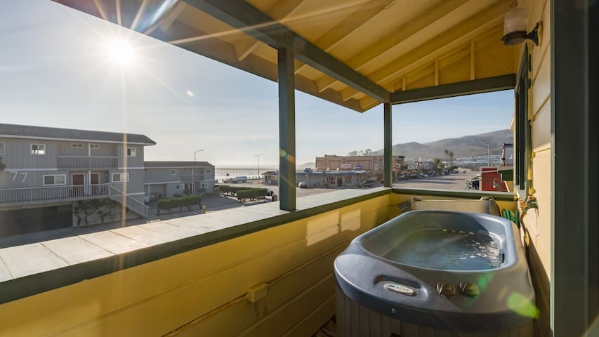 Ocean View Suite-Down Town! - Cayucos