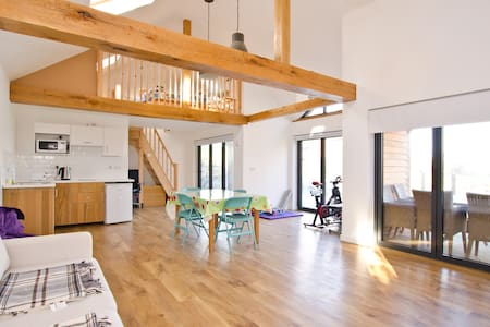 Spacious barn annexe, bright, clean & lovely views - Washington