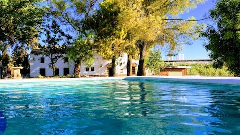 VTAR Don Benito; su casa rural en Gilena (Sevilla)