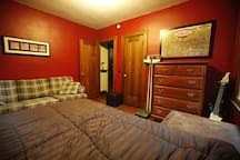 Private bedroom off Erie Canalway Trail