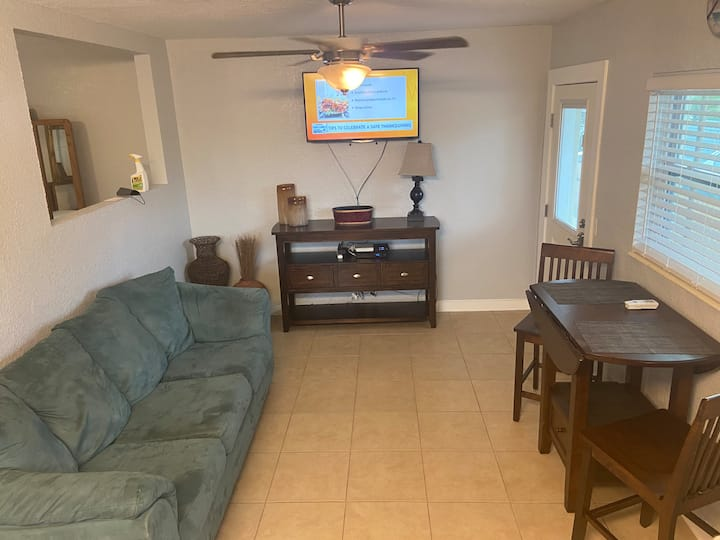 St Pete - Centrally Located Renovated 1 BR Apt #5