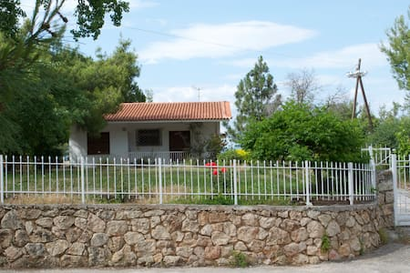 Traditional cottage retreat - Kalamos