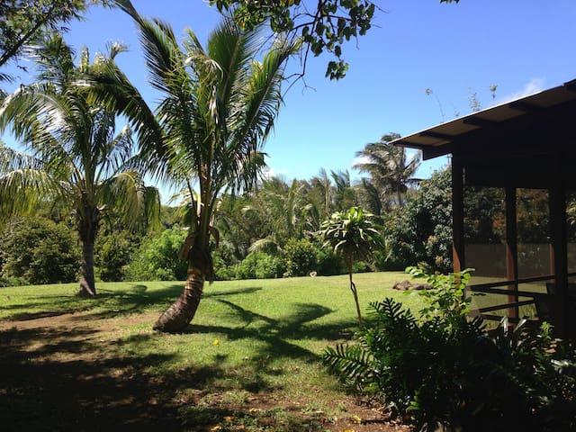 Hale Ke Aloha~House of Love~ Private Cozy Cottage