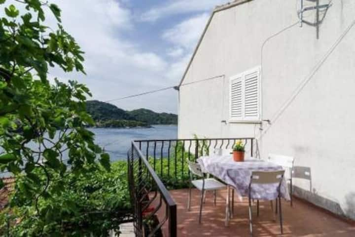 Apartment Marija Mljet - Two Bedroom Apartment With Terrace And Sea View