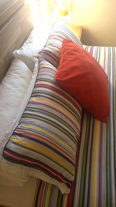 A-grade bedding
