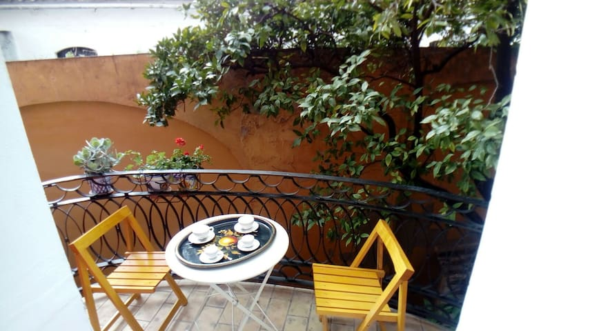 Cosy apartment in the city centre of Jerez