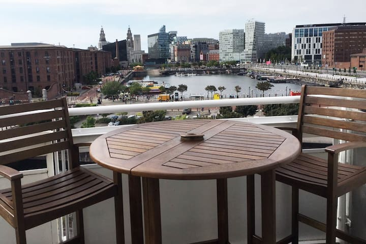Mersey Waterfront Apartments Liverpool (Duchess).