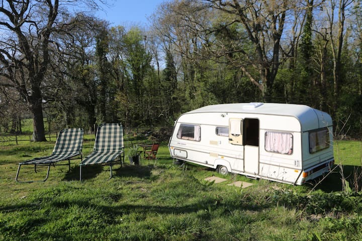 Audrey the Caravan - Upper Dicker - Camper/Roulotte