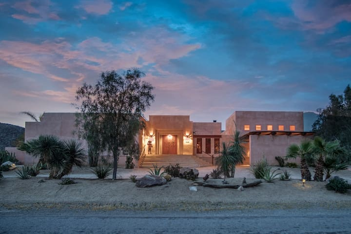 Desert Jewel: de Anza Golf Escape - Borrego Springs - Haus