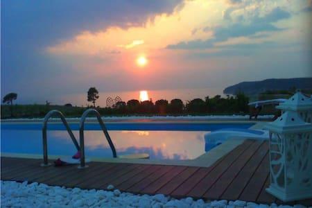 3 BD, Villa, Sea view, Private pool in Elani - Elani - Villa