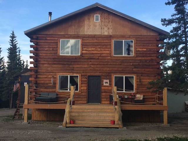 Big Bear Mountain Lodge- your home away from home
