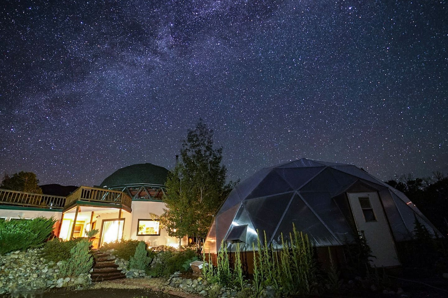 The Milky Way is waiting to welcome you!