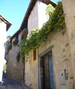 Appartamento in corte medievale 2 - Caglio
