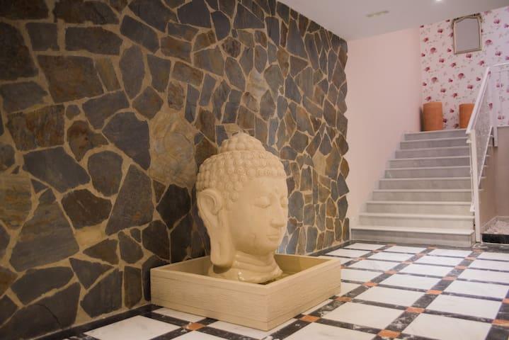 Hotel Rural Hacienda Mr Sanguino - La Puebla de los Infantes - Dům pro hosty