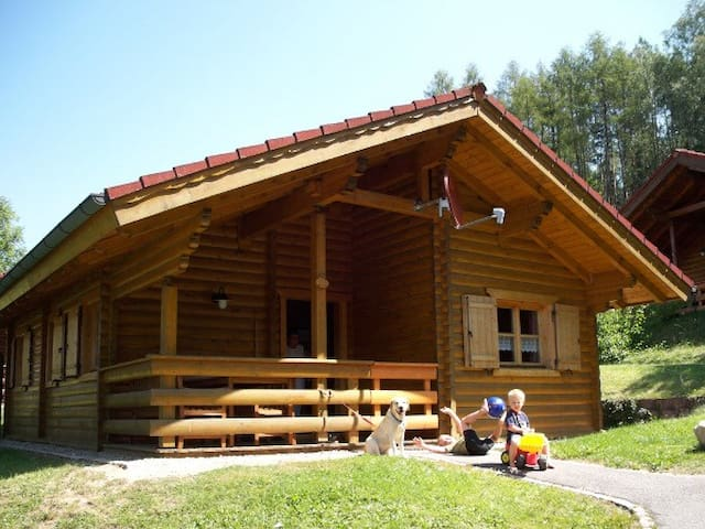 Cottage in the Bavarian Forest - Stamsried - Zomerhuis/Cottage