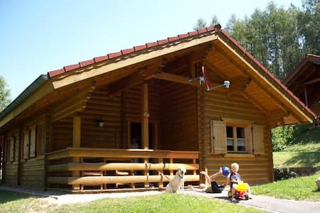Cottage in the Bavarian Forest - Stamsried - Blockhütte