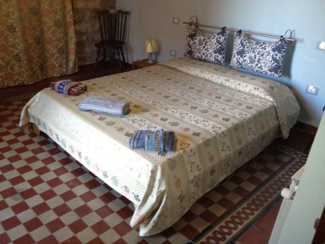 Relax on Nebrodi!Fantastic Sicily!! - Longi - Bed & Breakfast