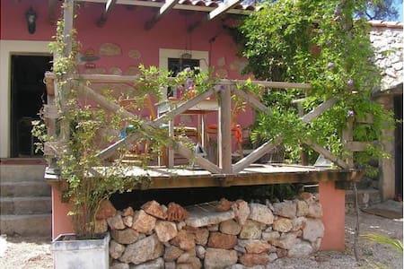 Ti Galinha Cottage in Natural Park - Porto de Mós
