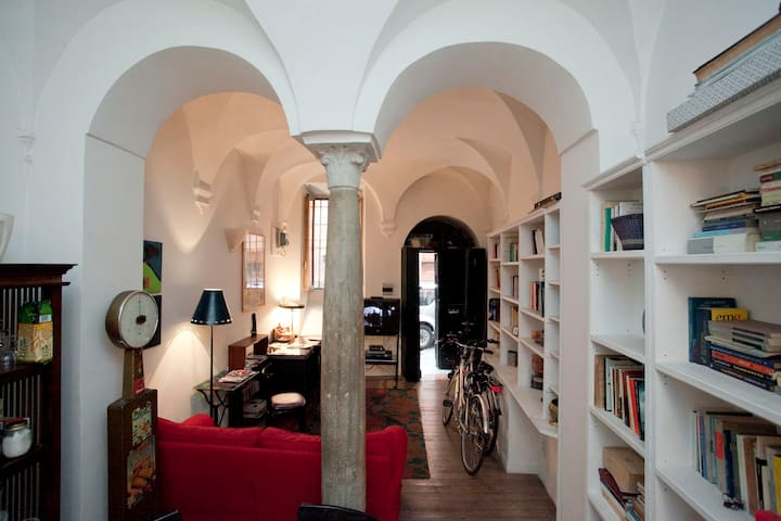 Piazza Navona: the your beauty - Rome - House