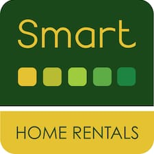 Perfil de usuario de Smart Home Rentals