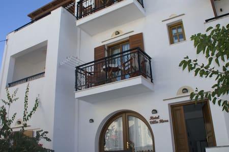 Villa Flora - 2 Bedroom Apartment - Naxos - Villa