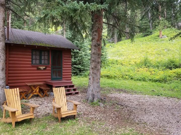 Timbertop at Wickiup Cabins