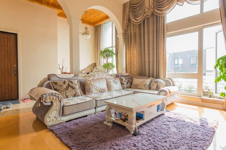 朝阳东四环CBD区域300平方欧式别墅 - 北京 - Villa