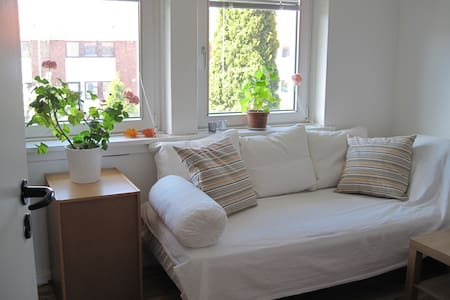Cheap nice rooms near Copenhagen(B)