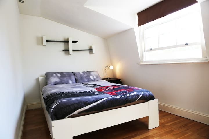 Bright Double Room in Zone 1 - London - Wohnung