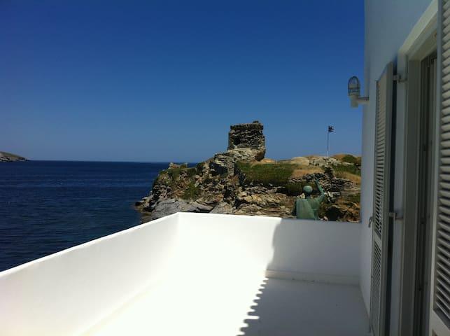 Kamara House - Andros - Villa