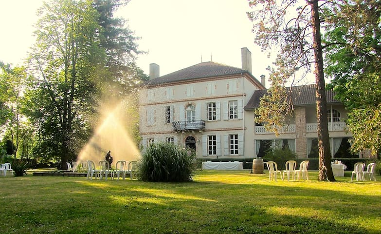 Domaine de Bellevue - Lamagistère - Talo