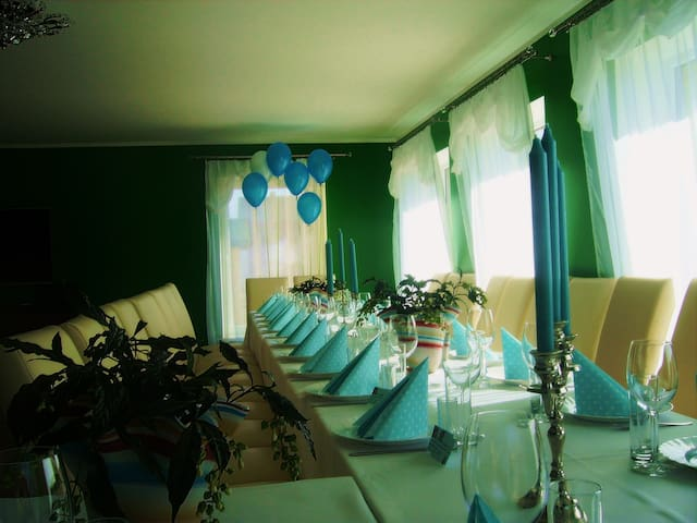 Дом у моря в Латвии - Engure - บ้าน