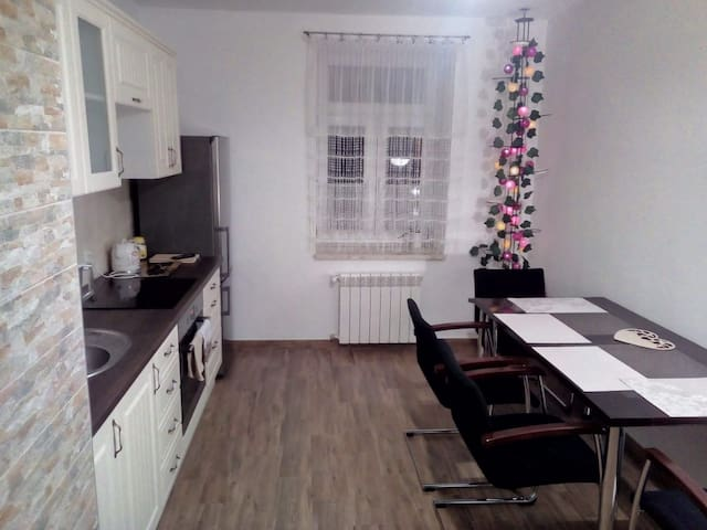 Lovely new apartment in the heart of Wlodawa