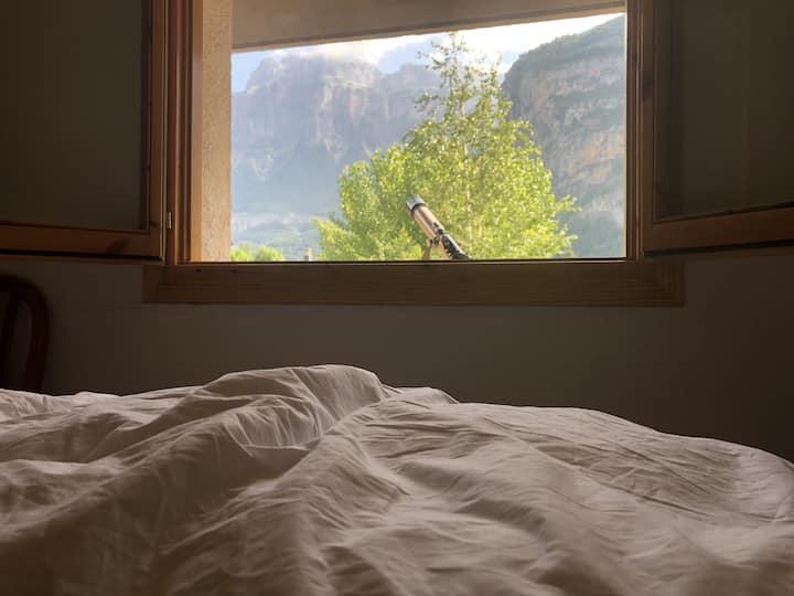 Naturaleza y descanso al abrigo del Mondarruego
