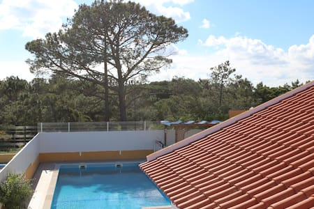 Lovely Villa+Studio+Pool+BBQ+A/C - Albufeira