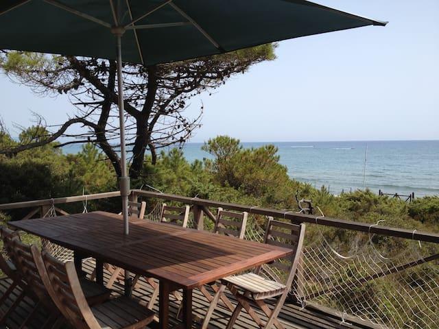 Amazing villa on the beach Tuscany - Castiglione della Pescaia - วิลล่า