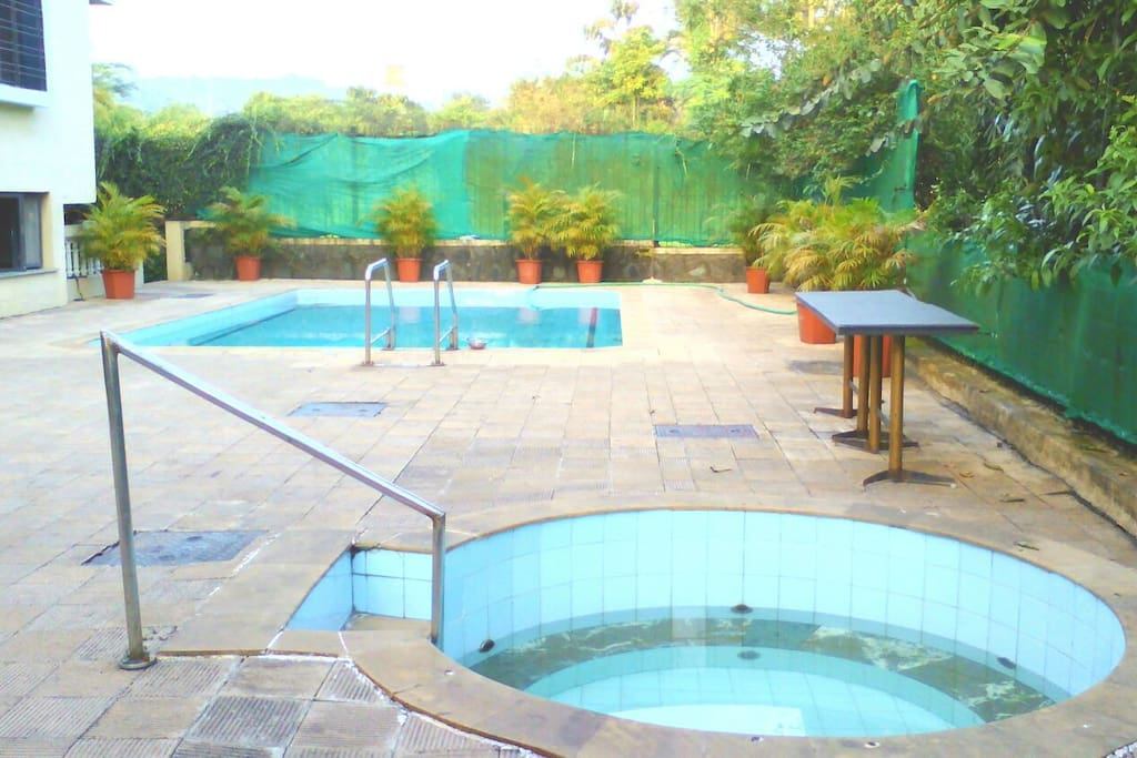 Book A Bungalow With Private Pool Apartments For Rent In Lonavala Maharashtra India