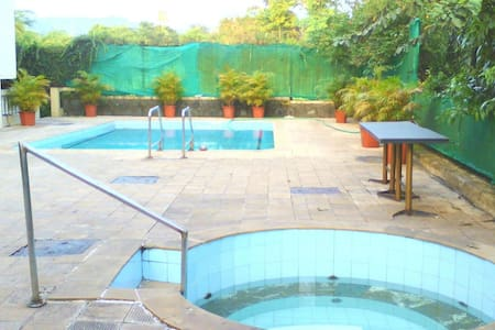 Book a Bungalow with private pool - Lonavala